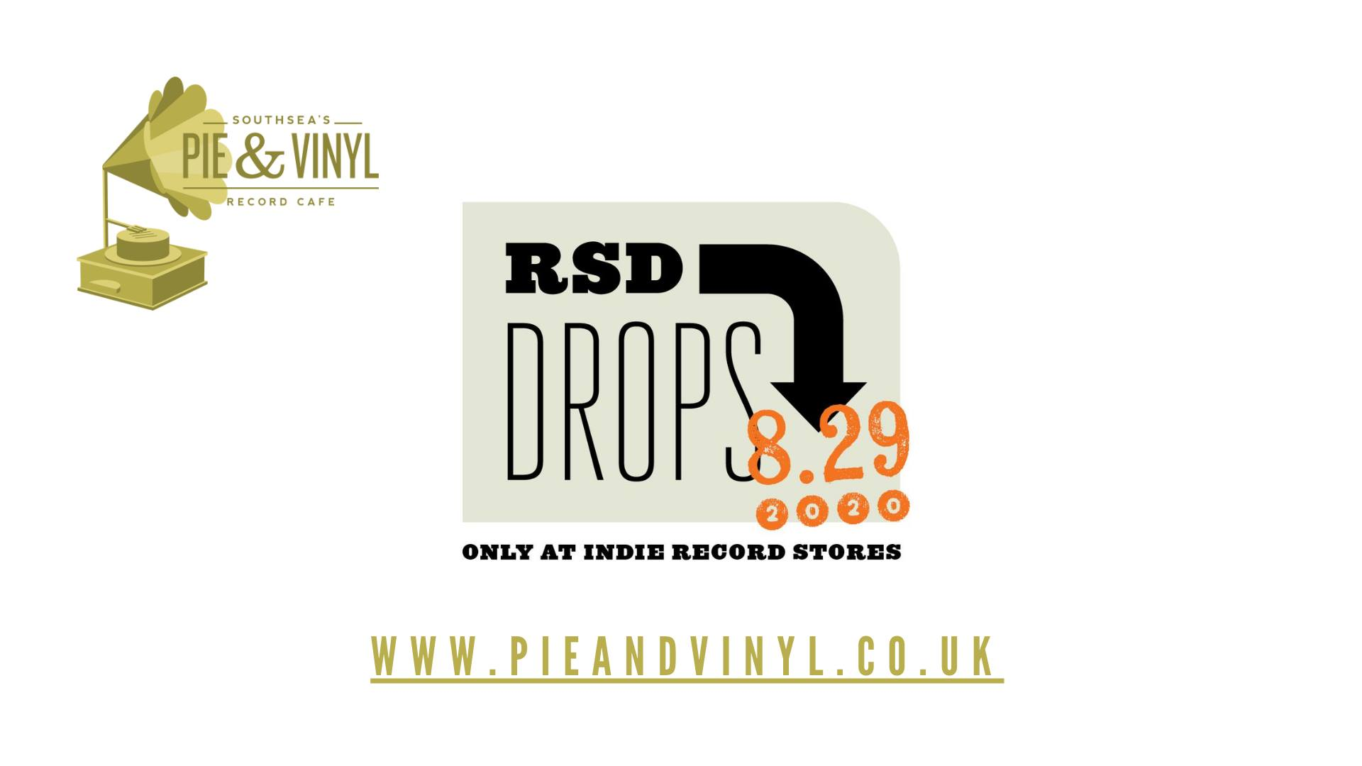 RECORD STORE DAY - DROP 1