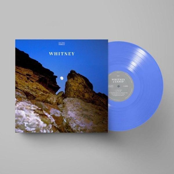 Whitney Blue Vinyl