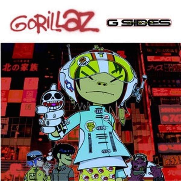 Gorillaz G Sides RSD