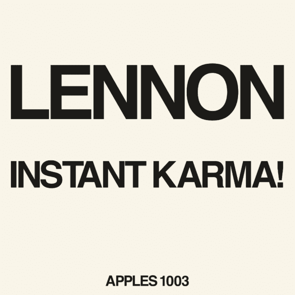 John Lennon RSD 2020