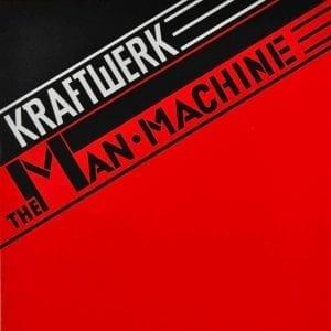 Kraftwerk Man Machine Music