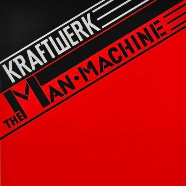 Kraftwerk Man Machine Music