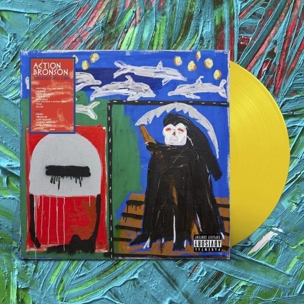 action bronson yellow vinyl