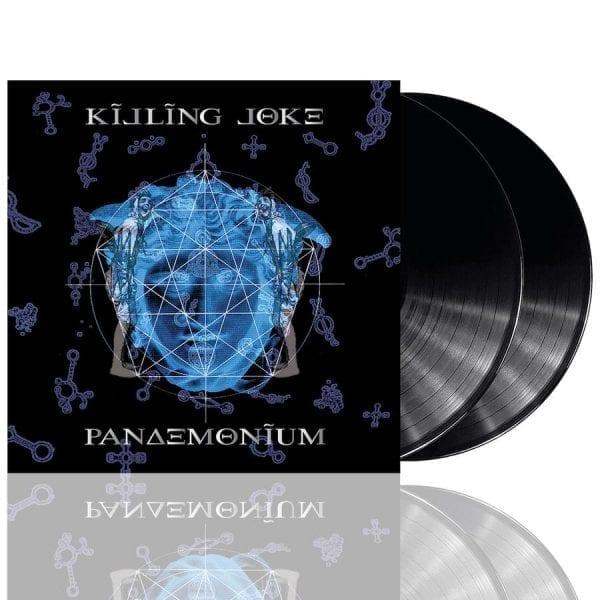 Killing Joke Pandemonium Black
