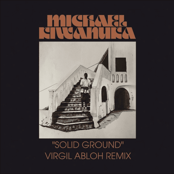 Michael Kiwanuka solid ground