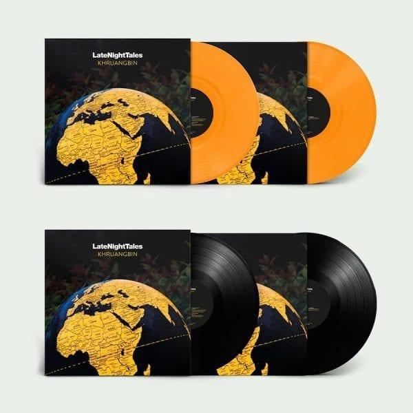 khruangbin vinyl