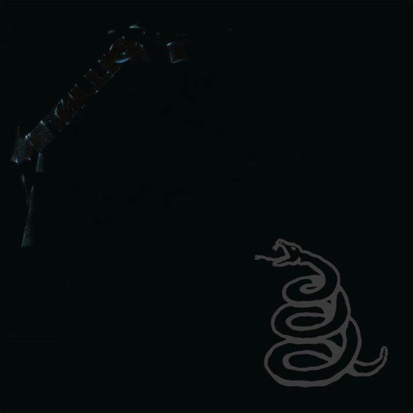 Metallica Black Album Vinyl