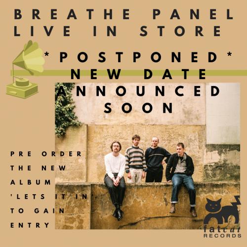Breathe Panel postponed