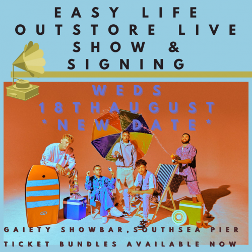 Easy life new date 18th august